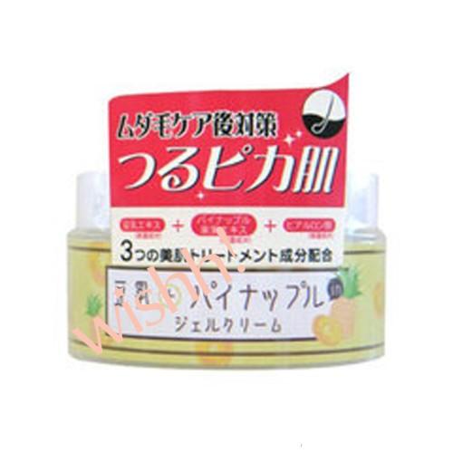 AJD  豆乳+菠蘿精華脫毛嫩膚o者喱乳霜  100g