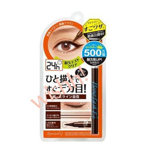 BCL   24小時防水眼線液  (深啡)