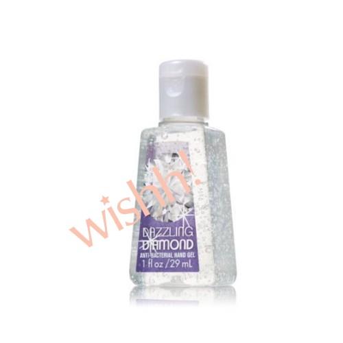 Bath & Body Works   抗菌消毒免洗洗手液 - 耀目寶石  (Dazzling Diamond)  29ml