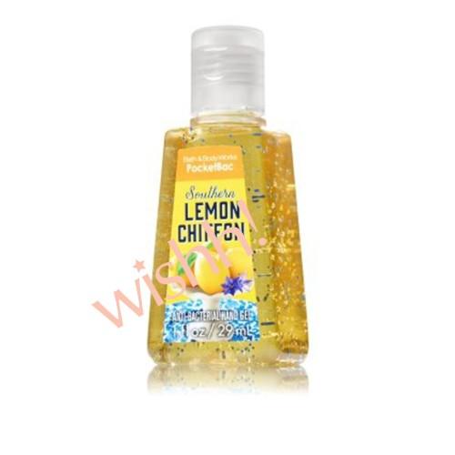 Bath & Body Works 抗菌消毒免洗洗手液 - 南方檸檬雪芳  (Southern Lemon Chiffon)  29ml