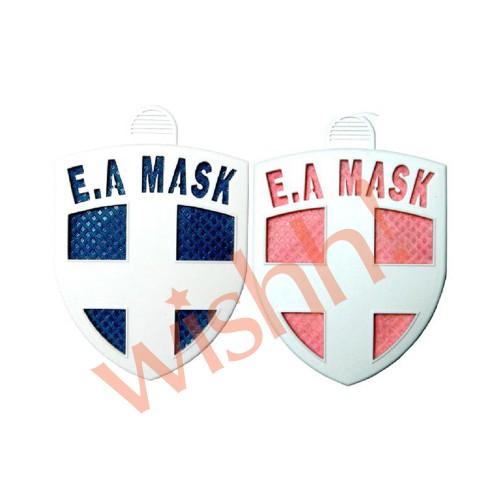 日本最新第五代  E.A. Mask 健康勳章   藍色+粉紅色