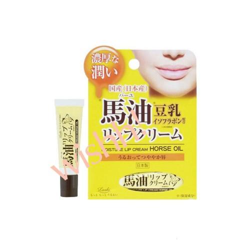 LOSHI  樂絲  馬油豆乳保濕護唇膏  10g