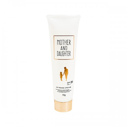 MOTHER AND DAUGHTER 防曬 UV 護手霜 SPF20 PA++ 50g